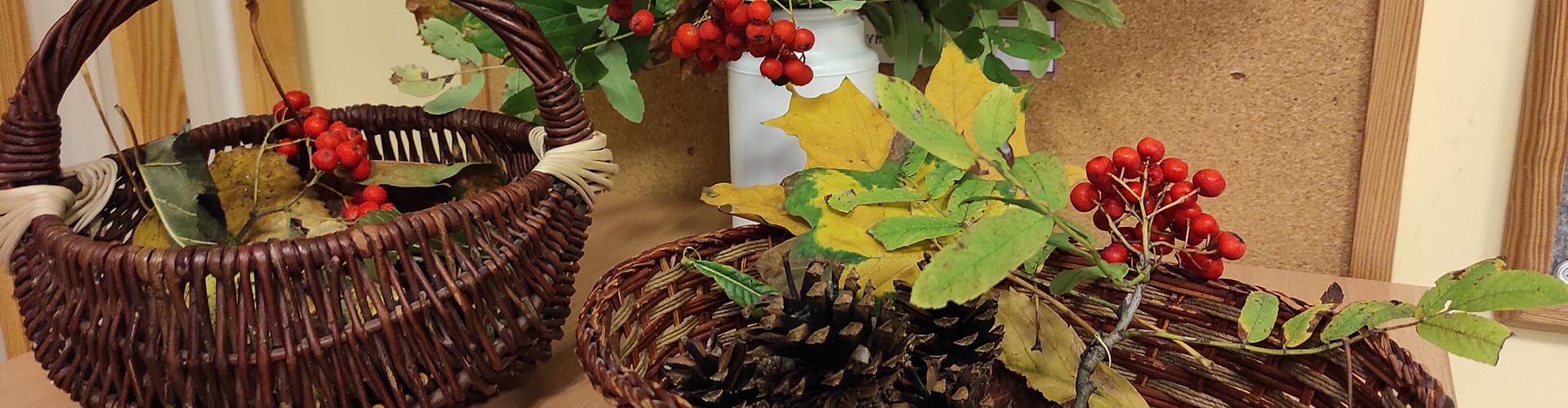 Już jesień...